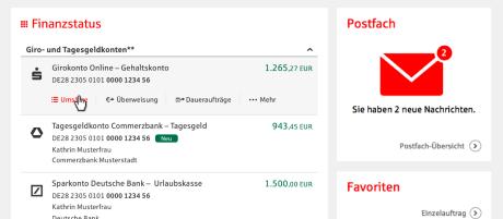 Multibanking Sparkasse Hannover