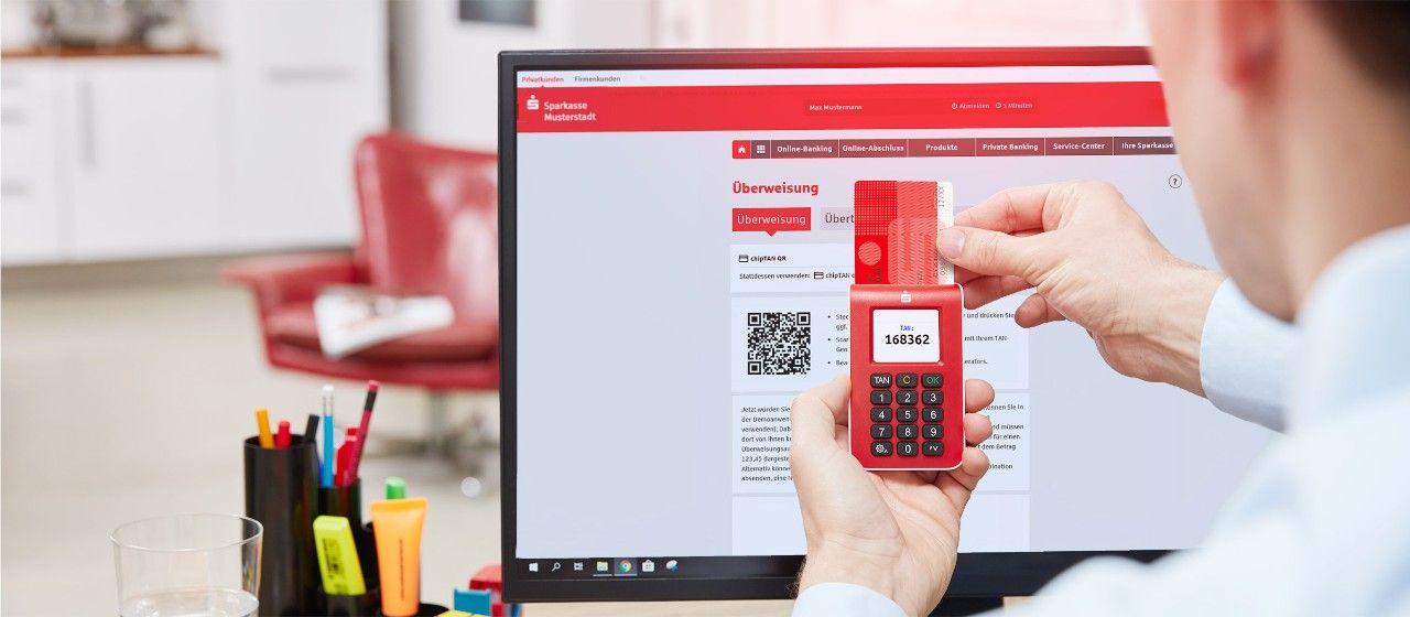 Online Banking Mit Chiptan Sparkasse Hannover