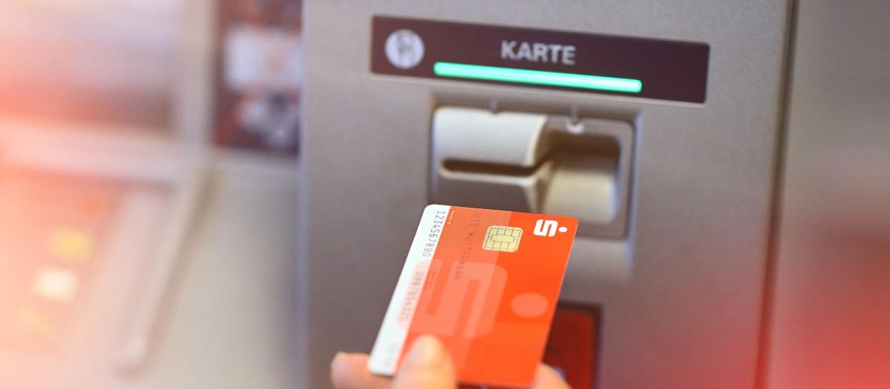 Sparkasse Karte.Die Wunsch Pin Fur Ihre Karten